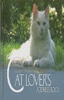 The Cat Lover's Address Book