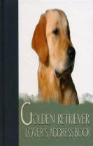 The Golden Retriever Lover's Address Book
