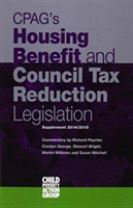 CPAG's Supplement Housing Benefit Legislation