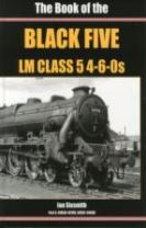 The Book of the Black Fives LM Class 5 4-6-0s