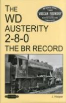The W D Austerity 2-8-0