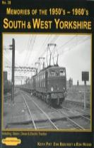 South & West Yorkshire Memories of the 1950's-1960's