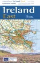 The Ireland Holiday Map - East