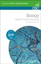 IB Biology Option D Human Physiology