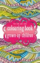 The One and Only Coloring Book for Grown-Up Children