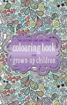 SECOND ONE & ONLY COLOURING BK GROWN UP