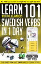 Learn 101 Swedish Verbs in 1 Day with the Learnbots
