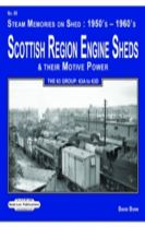 SCOTTISH REGION ENGINE SHEDS