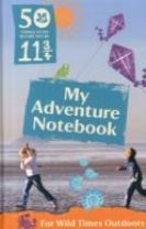 50 THINGS TO DO ADVENTURE NOTEBOOK (2015)