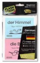 Flashsticks German Beginner Starter Pack
