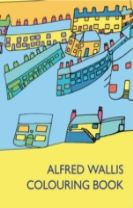 Alfred Wallis Colouring Book