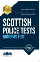 Scottish Police Numbers Tests
