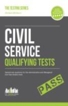 Civil Service Qualifying Tests: Sample Test Questions for the Administrative Grade and Managerial Civil Service Tests