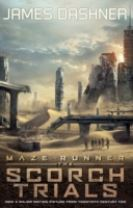 The Scorch Trials - movie tie-in