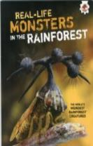 Real Life Monsters in the Rainforest