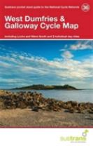 West Dumfries & Galloway Cycle Map 36