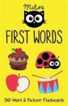 Milo's First Words Flashcards