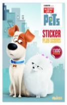 Secret Life of Pets: Sticker Scenes