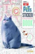 The Secret Life of Pets Sticker Colouring Book