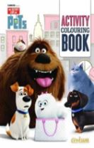 The Secret Life of Pets Activity Colouring Book