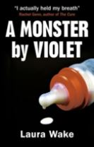 A Monster by Violet