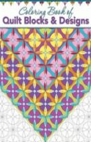 Colouring Book of Quilt Blocks & Designs
