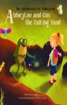 AbbeyLoo and Gus the Talking Toad