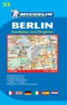 Berlin - Michelin City Plan 33