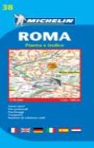 Rome - Michelin City Plan