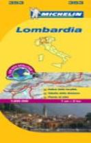 Lombardia - Michelin Local Map 353