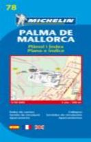Palma de Mallorca - Michelin City Plan 78