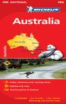 Australia - Michelin National Map 785