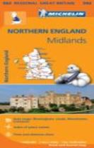 Northern England - Michelin Regional Map 502