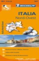 Italy Northwest - Michelin Regional Map 561