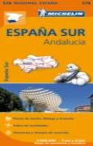 Andalucia - Michelin Regional Map 578
