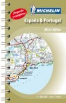 Spain & Portugal - Mini Atlas