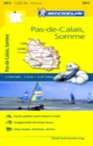 Pas-de-Calais, Somme - Michelin Local Map 301