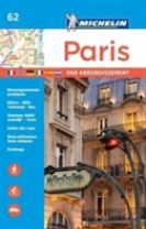 Paris par arrondissement - Michelin City Plan 062