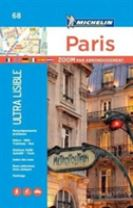 Paris par arrondissement - Michelin City Plan 68