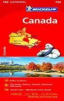 Canada - Michelin National Map 766
