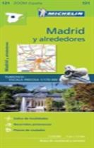 Madrid y alrededores - Zoom Map 121