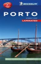 Porto - Michelin City Map 9212