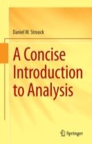 A Concise Introduction to Analysis