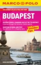 Budapest Marco Polo Pocket Guide