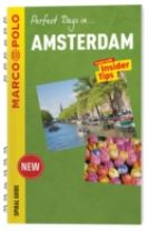 Amsterdam Marco Polo Travel Guide - with pull out map