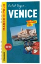 Venice Marco Polo Travel Guide - with pull out map
