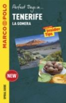Tenerife Marco Polo Travel Guide - with pull out map