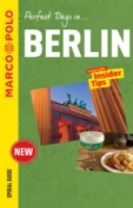Berlin Marco Polo Travel Guide - with pull out map