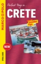 Crete Marco Polo Travel Guide - with pull out map