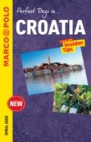 Croatia Marco Polo Travel Guide - with pull out map
